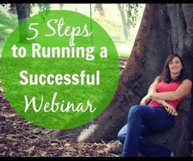 5 Steps to Running a Successful Webinar