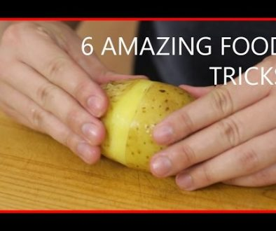 6 Really Amazing Cooking Pro Tricks